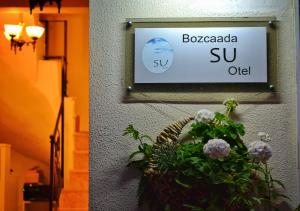 Bozcaada Su Hotel, Hotely  Bozcaada - big - 38