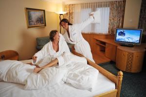Thermal-Badhotel Kirchler, Hotels  Tux - big - 29