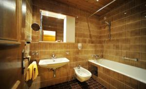 Thermal-Badhotel Kirchler, Hotels  Tux - big - 8