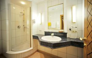 Thermal-Badhotel Kirchler, Hotels  Tux - big - 3