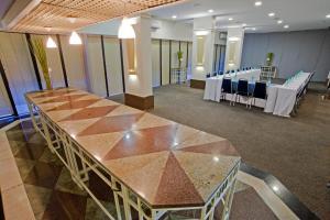 Slaviero Conceptual Palace, Hotely  Curitiba - big - 22