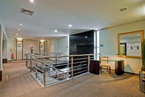 Slaviero Conceptual Palace, Hotely  Curitiba - big - 32