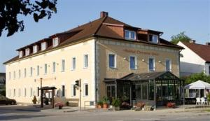 Hotel-Gasthof Obermeier, Hotels  Allershausen - big - 20