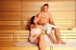Alpen-Herz Romantik & Spa - Adults Only, Szállodák  Ladis - big - 72