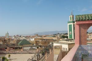 Riad Malak, Bed & Breakfasts  Meknès - big - 63