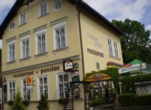 Pension a Restaurant Vesna
