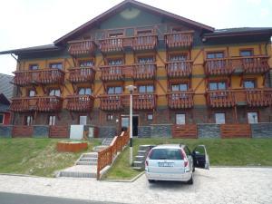 Apartman K 306, Apartmány  Veľká Lomnica - big - 1
