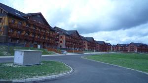Apartman K 306, Apartmány  Veľká Lomnica - big - 10