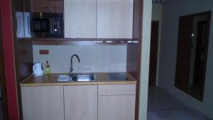 Apartman K 306, Apartmány  Veľká Lomnica - big - 4