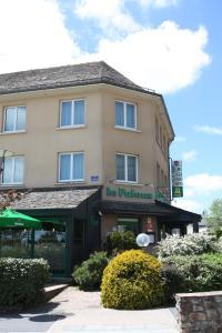 Hôtel Le Palous, Hotels  Baraqueville - big - 15