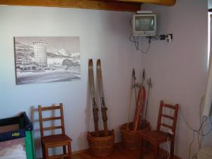 Tana Della Volpe, Hotely  Sestriere - big - 7
