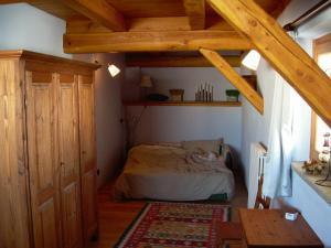 Tana Della Volpe, Hotely  Sestriere - big - 6