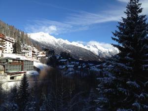 Hotel-Gasthof Freisleben, Hotely  Sankt Anton am Arlberg - big - 43