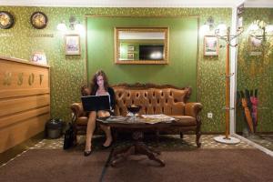 Stasov Hotel, Hotely  Petrohrad - big - 47