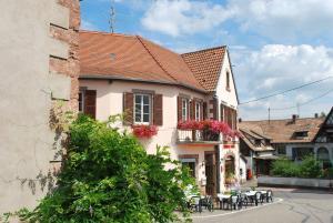 Kleiber, Hotel  Saint-Jean-Saverne - big - 40