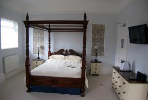 The Snowdon House, Pensionen  Shanklin - big - 26