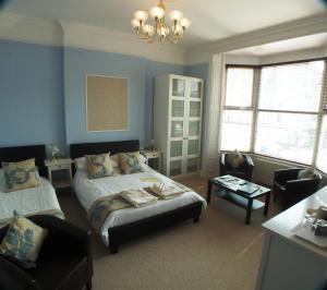 The Snowdon House, Pensionen  Shanklin - big - 11