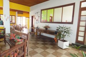 Pousada Aconchego de Minas, Гостевые дома  Juiz de Fora - big - 45