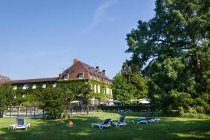 Relais du Silence Hostellerie Château de la Barge