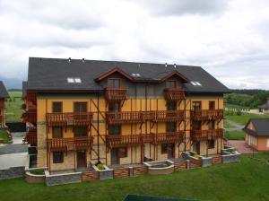 Apartmán pod Tatrami G 403, Apartmanok  Kakaslomnic - big - 17