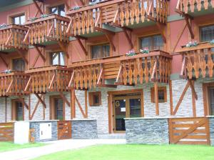 Apartmán pod Tatrami G 403, Apartmanok  Kakaslomnic - big - 36