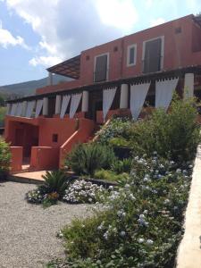 Residence Salina - Acquarela, Apartmanok  Malfa - big - 22