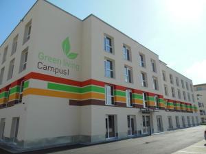 Green Living Inn, Hotels  Kempten - big - 1