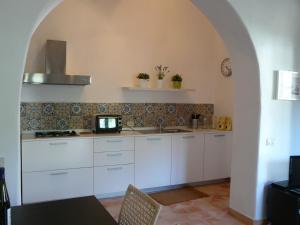 Residence Salina - Acquarela, Apartmanok  Malfa - big - 2