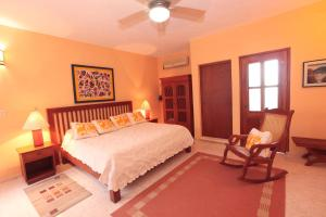 Casa Quetzal Boutique Hotel, Hotels  Valladolid - big - 10