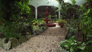 Casa Quetzal Boutique Hotel, Hotels  Valladolid - big - 32