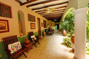 Casa Quetzal Boutique Hotel, Hotels  Valladolid - big - 36