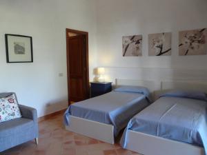 Residence Salina - Acquarela, Apartmanok  Malfa - big - 11