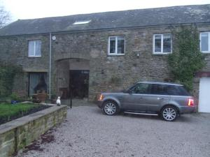 Tithe Barn Bed and Breakfast, Bed & Breakfasts  Carnforth - big - 33