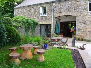 Tithe Barn Bed and Breakfast, Bed & Breakfasts  Carnforth - big - 32