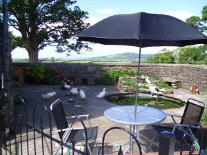 Tithe Barn Bed and Breakfast, Bed & Breakfast  Carnforth - big - 37