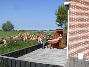 Waddenstee, Case vacanze  Westernieland - big - 14