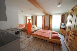 Chez Gilles, Hotely  La Chaux-de-Fonds - big - 8