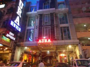 Hotel Aura, Отели  Нью-Дели - big - 82