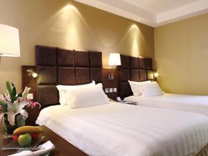 Pokój typu Superior z 2 łóżkami pojedynczymi