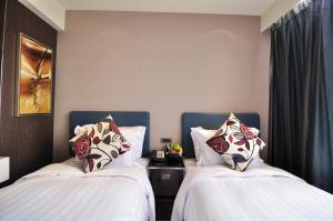 AT Boutique Hotel, Hotels  Taipei - big - 52