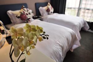 AT Boutique Hotel, Hotels  Taipei - big - 47