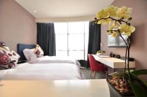 AT Boutique Hotel, Hotels  Taipeh - big - 80