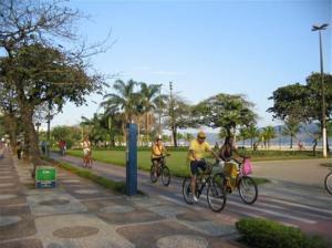 Pousada Sao Marcos, Penziony  Santos - big - 12