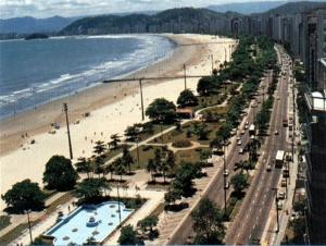 Pousada Sao Marcos, Penziony  Santos - big - 14