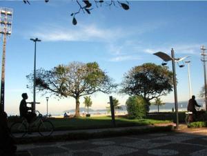 Pousada Sao Marcos, Penziony  Santos - big - 15