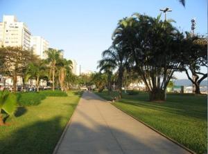 Pousada Sao Marcos, Penziony  Santos - big - 18