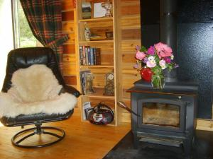Solitude B&B on Aveley Ranch, Bed & Breakfast  Vavenby - big - 22