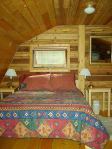 Solitude B&B on Aveley Ranch, Bed & Breakfast  Vavenby - big - 21