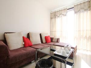 China Sunshine Apartment Guomao, Ferienwohnungen  Peking - big - 31