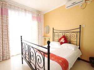 China Sunshine Apartment Guomao, Ferienwohnungen  Peking - big - 37